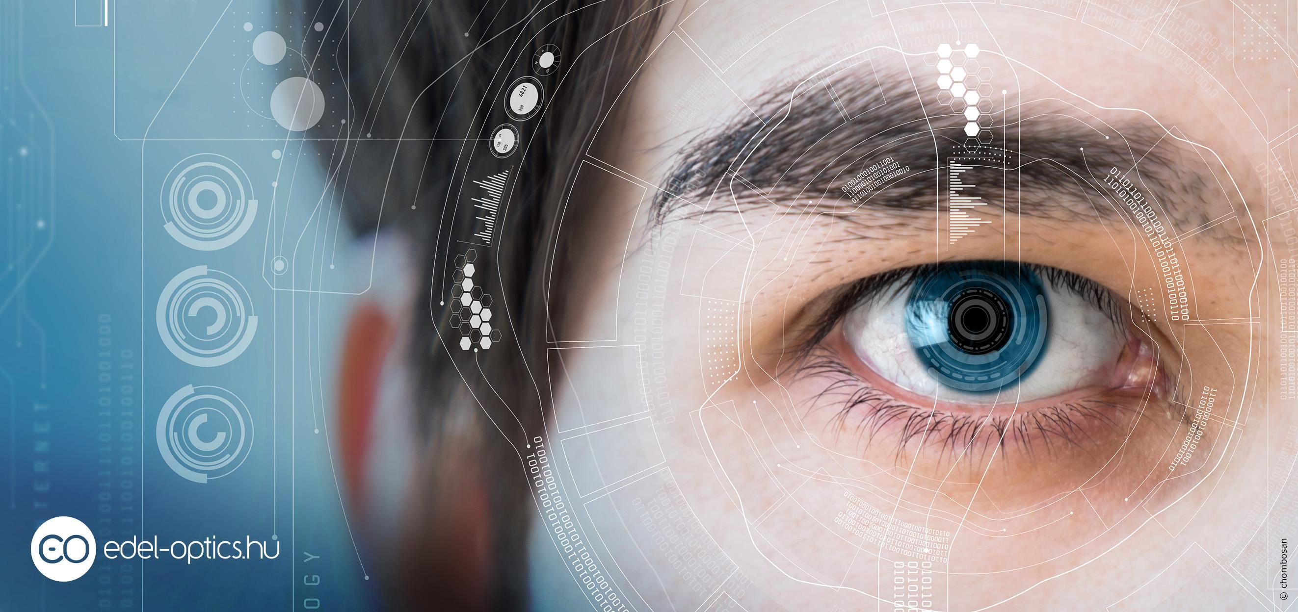 a látás éles romlása a szemben