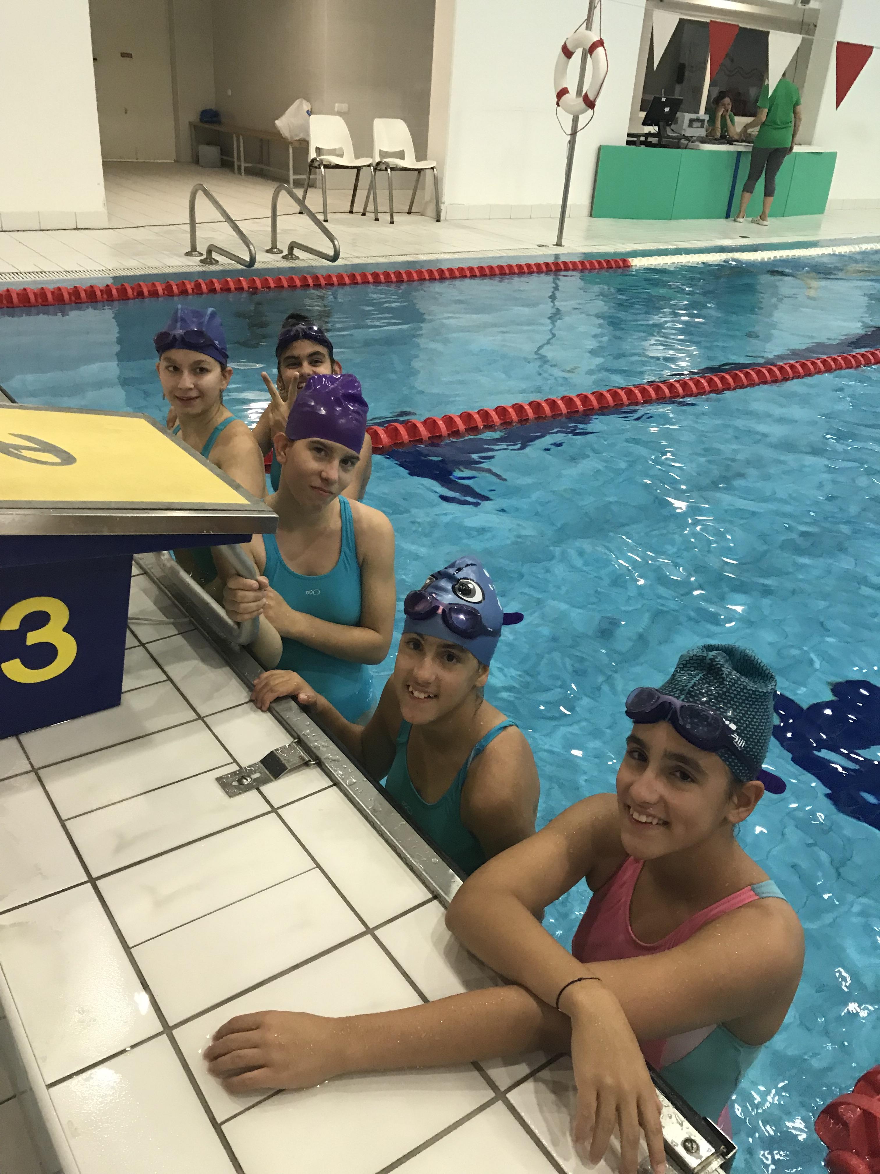 úszásoktatás – Vakok és Gyengénlátók Borsod-Abaúj-Zemplén Megyei Egyesülete