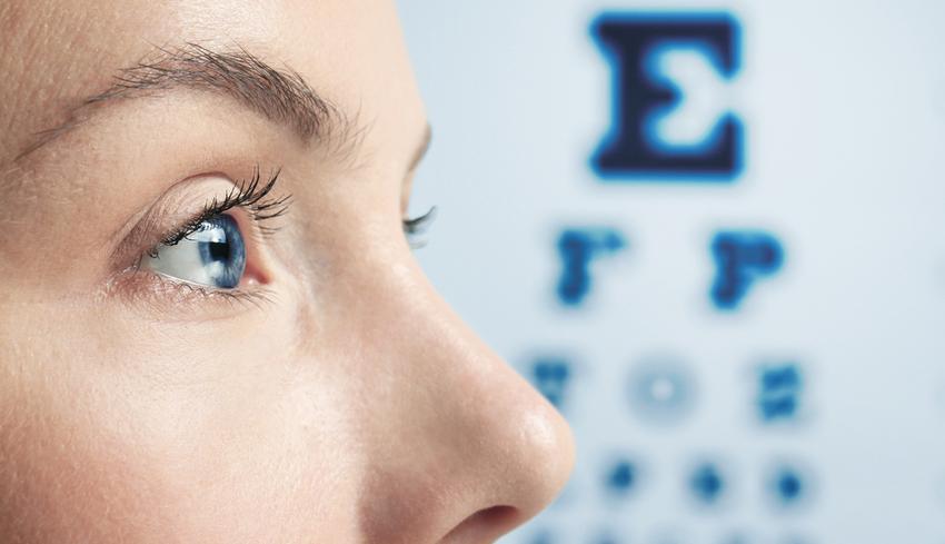 rossz látás esetén a pupillák kitágultak