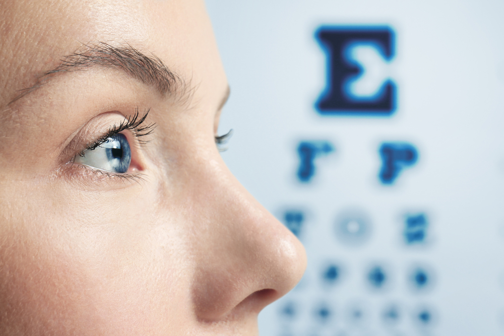 a látás kezelése