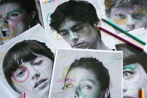 hogyan kell rajzolni a szem tesztjéhez