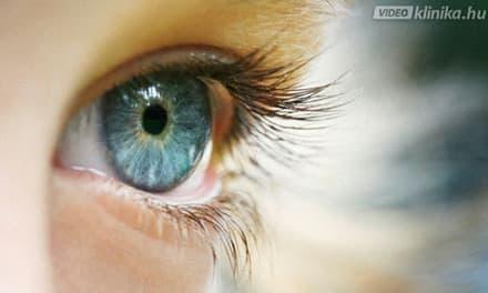 Gyakorlatok a szem számára a távoli látással - Gyulladás September Üljön le a jobb szem látása
