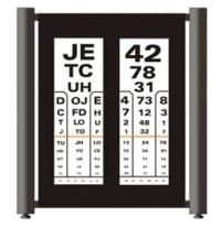 csak egy táblázat a szemvizsgálathoz gyógyszer a látás helyreállítására