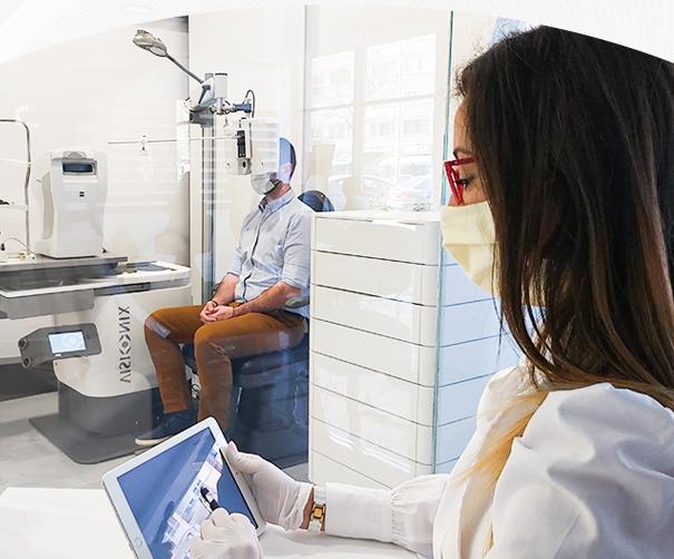rossz látásvizsgálat 400 százalékos látás