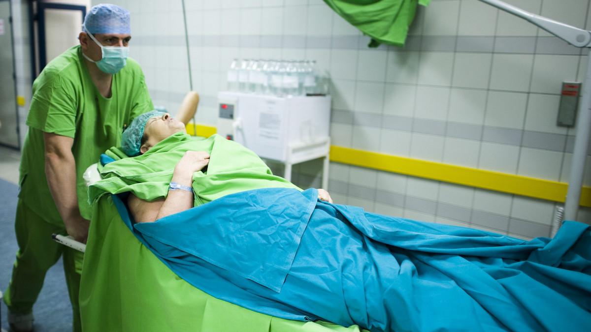 őszi letartóztatási műtét
