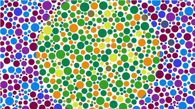 Online szem-asztigmatizmus teszt - Rövidlátás May